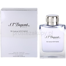 S.T. Dupont 58 Avenue Montaigne 100 ml woda toaletowa