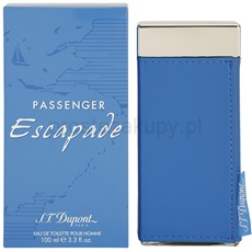S.T. Dupont Passenger Escapade Pour Homme 100 ml woda toaletowa