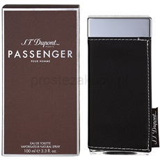 S.T. Dupont Passenger for Men 100 ml woda toaletowa