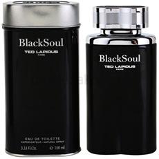 Ted Lapidus Black Soul 100 ml woda toaletowa dla mężczyzn woda toaletowa