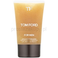Tom Ford For Men energizujący peeling do twarzy 100 ml