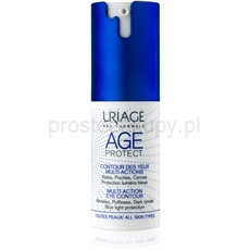 Uriage Age Protect multiaktywny odmładzający krem do oczu 15 ml