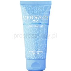 Versace Man Eau Fraîche 75 ml balsam po goleniu dla mężczyzn balsam po goleniu