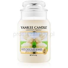 Yankee Candle White Chocolate Bunnies 623 g Classic duża świeczka zapachowa