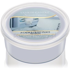 Yankee Candle A Calm & Quiet Place 61 g wosk do elektryczna aromalampy wosk do elektryczna aromalampy
