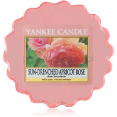 Yankee Candle Sun-Drenched Apricot Rose 22 g wosk zapachowy