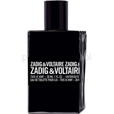 Zadig & Voltaire This is Him! This is Him! 30 ml woda toaletowa dla mężczyzn woda toaletowa