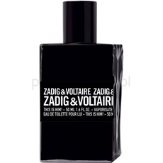 Zadig & Voltaire This is Him! This is Him! 50 ml woda toaletowa dla mężczyzn woda toaletowa